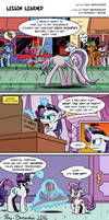 Lesson Learned by Pony-Berserker