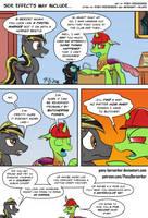 Side Effects May Include... by Pony-Berserker