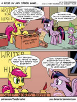 A Rose By Any Other Name... by Pony-Berserker