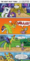The Next Best Thing by Pony-Berserker