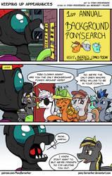 Keeping Up Appearances by Pony-Berserker