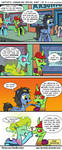 Fantastic Changeling Special (Part 1 of 2) by Pony-Berserker