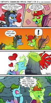 Fantastic Changeling Special (Part 2 of 2) by Pony-Berserker