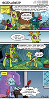 Scholarship by Pony-Berserker