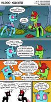 Blood Sucker by Pony-Berserker