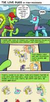 The Love Bugs by Pony-Berserker