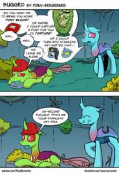 Bugged by Pony-Berserker
