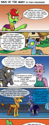 Sins of the Many by Pony-Berserker