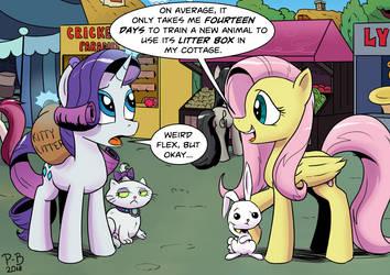 Weird by Pony-Berserker