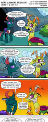 Non Cannon Regicide (Part 2 of 3) by Pony-Berserker