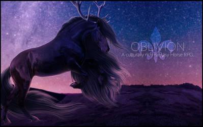 OBLIVION | Unique Fantasy Horse RPG by zeni-graphics
