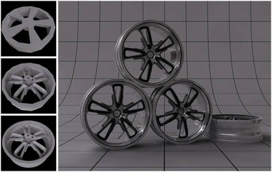 Alloy Wheels... by DaveCox