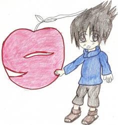 Sasuke by ch-ibi-wof-angel