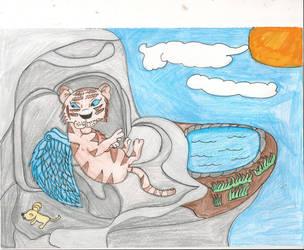 Tiger by ch-ibi-wof-angel