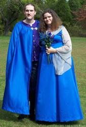 Fantasy Wedding Costumes by fewilcox