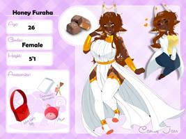   C-J   Honey Furaha by RoseGotham