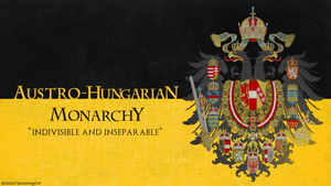 Austro-Hungarian Monarchy by saracennegative