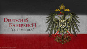 German Empire Coat Of Arms by saracennegative