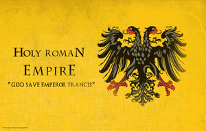 Holy Roman Empire Coat Of Arms by saracennegative
