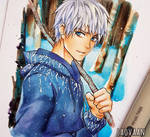 Jack Frost - The Moon Told Me So by Laovaan