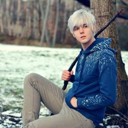 Jack Frost - Cosplay by Laovaan