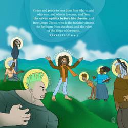 FaithWay - The Seven Spirits by jonozoom