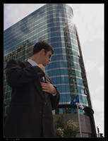 Business Man image project by Gil-Levy