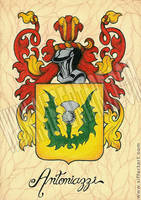 coat of arms by siffert