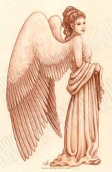Angel Woman by siffert
