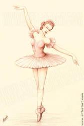 Ballerina by siffert