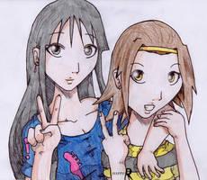 Mitsu by Happy-R