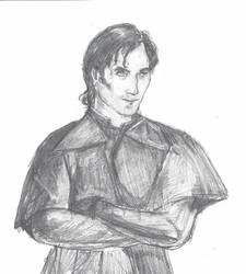 Guy of Gisborne by Lysmerry