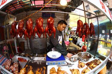 roast duck by wangyi