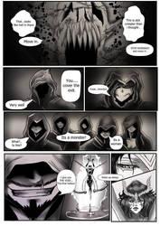 Dark Within the Void -Part 2 by Rikien
