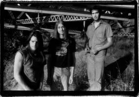 Nirvana 1988 Photoshoot by DeidaraTheHotty