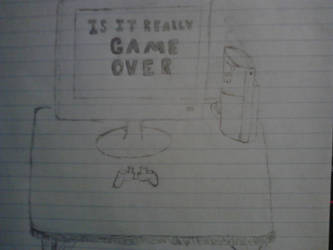 Is This Really Game Over by DelilaRhettDevillier