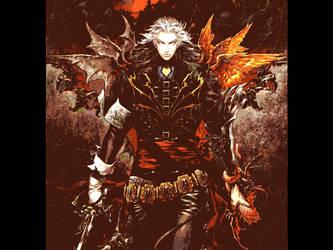 Castlevania by Aria-Chann