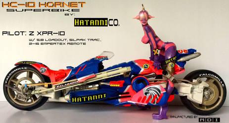 Hornet1 by MarcusDeleo