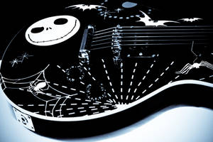 My Guitar II by tithta