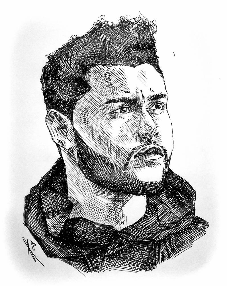 Abel Makkonen Tesfaye by Sophie483
