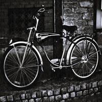 One old bike ... by anaPhenix