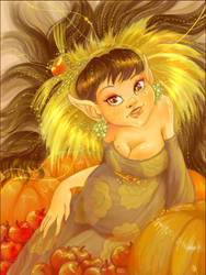 Autumn Spirit by missVarlou