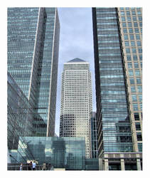 Canary Wharf by RickyJones