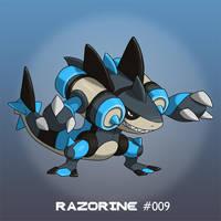 009 Razorine by TerryTibke