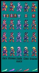 Five Zero's by AzureOmegaZero