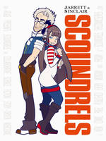 Scoundrels Issue 2 by Louistrations