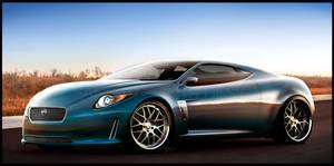Jaguar XR-GT Concept by GTStudio