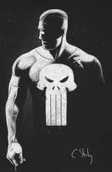 Punisher 01 by pagandevil