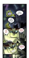 Bee Afraid Part Four by Epscillion