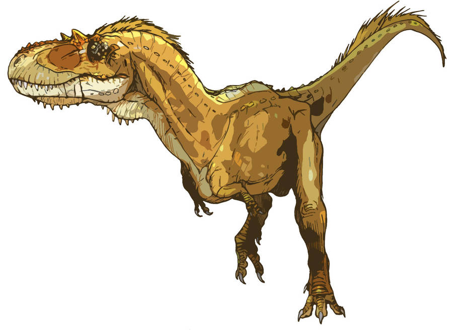 Gorgosaurus by Fafnirx